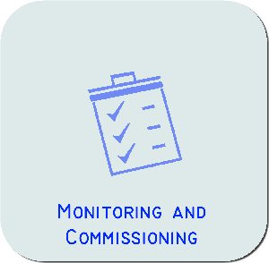 monitoring and commissioning